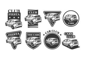 Free Car Vector Badges