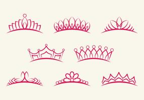 Crown Pageant Set