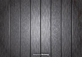 Vector Gray Wooden Planks Background