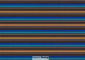 Vector Knitted Colorful Texture