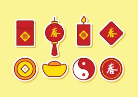 Free Chinese Icon Set