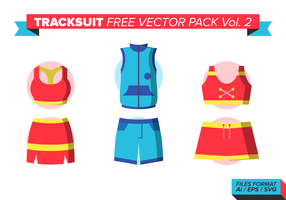 Tracksuit Free Vector Pack Vol. 2