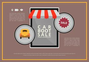 Car Boot Event Mobile Application