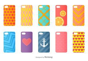 Geometric Vector Phone Cases