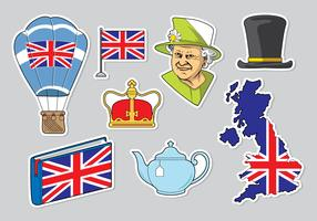 Free Queen Elizabeth Icons Vector