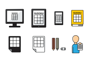 Sudoku Icons