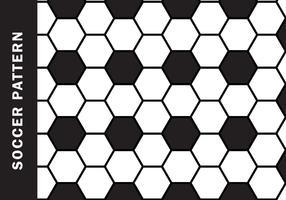 Soccer Pattern Vector