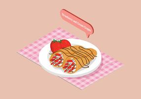 Crepes Vector
