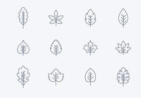 Free Simple Hojas Icons