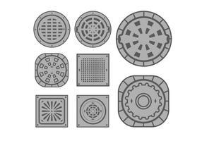 Manhole vectors