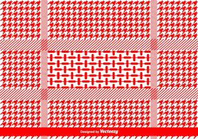 Vector Keffiyeh Vector Pattern