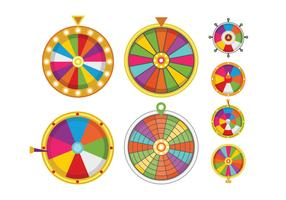 Wheel of Fortune Vectors