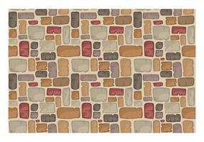 Stone Path Pattern Vector
