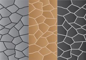 3 Stone Path Pattern