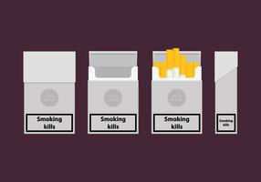 Cigarette Pack Templates