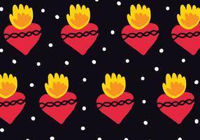 Sacred Heart Pattern