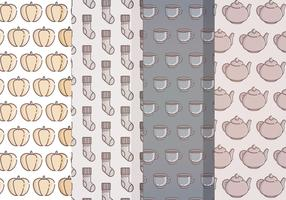 Vector Fall Patterns