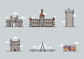 Free Mumbai Vector