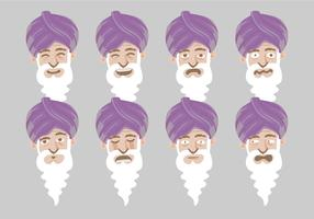 Free Guru Vector Illustration