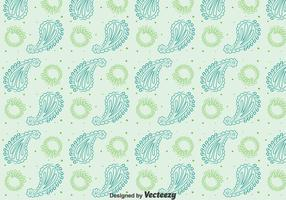 Cashmere Seamless Pattern Vector