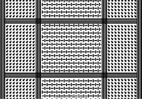 Keffiyeh Pattern Background