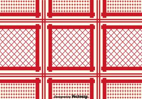 Red Keffiyeh Pattern Background