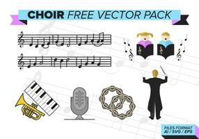 Choir Free Vector Pack