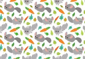 Free Chinchilla Vectors