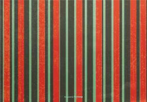 Christmas Grunge Stripes Background