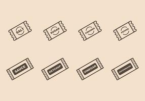 Sachet Icons