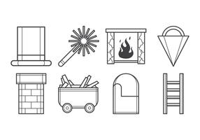 Free Chimney Icon Vector