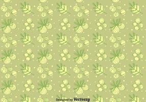 Argan Seamless Pattern