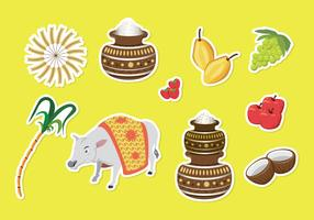 Free Pongal Icons