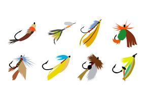 Free Fishing Bait Vector