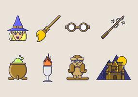 Hogwarts Icon