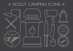 Kostenlose Scout Vector Icons
