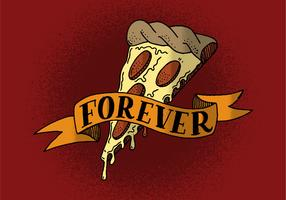 Pizza Forever Banner