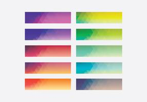 Webkit Linear Gradient Top Template Set