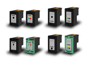 Ink Cartridge vector
