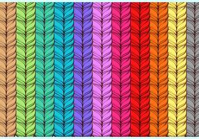 Rainbow Cashmere Free Vector