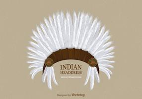 Free Indian Headdress Vector