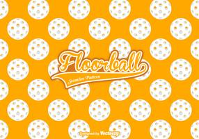 Free Floorball Vector Pattern