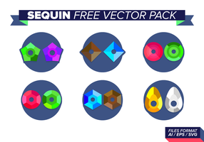Sequin Free Vector Pack