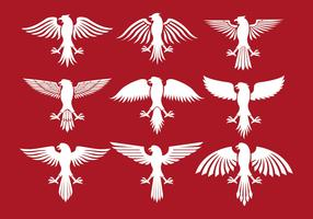 Polish Eagle Icons