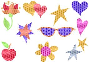 Free Sequin 2 Vectors