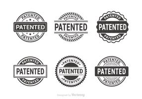 Free Patented Vector Rubber Stamps