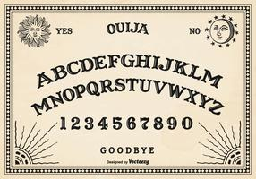 Free Vector Ouija Board