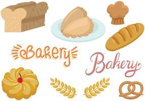 Free Bakery Vectors