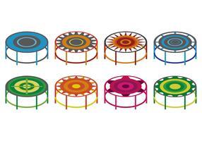 Set Of Trampoline Vectors