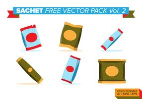 Sachet Free Vector Pack Vol. 2